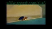کشته شدن جری توسط تام در فیلم تام و جری