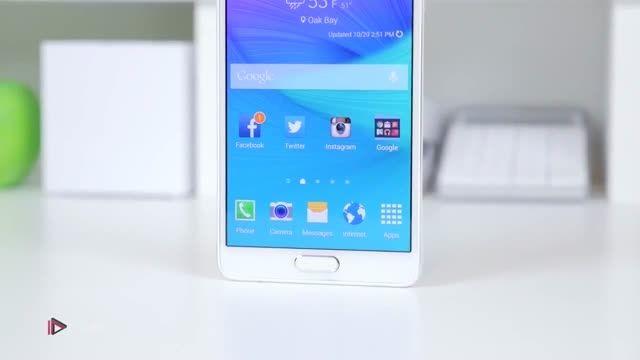 نقد و بررسی گوشی Samsung Galaxy Note 4