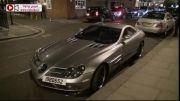 ماشین های فوق العاده زیبا و کمیاب در لندن