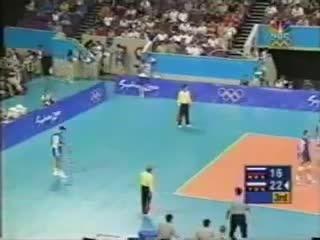 فینال المپیک 2000 |  صربستان - هلند