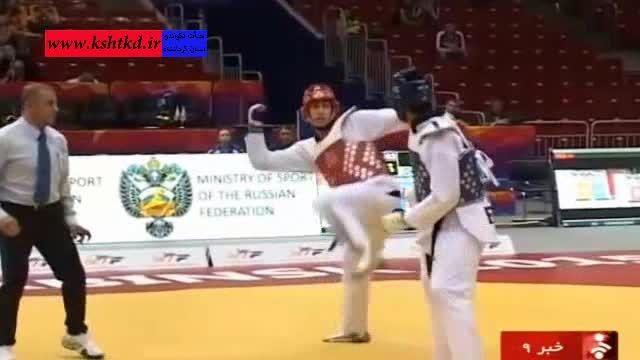 بازگشت تیم ملی تکواندو به ایران بعد از قهرمانی جهان