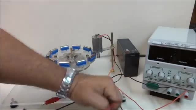 How to build FREE ENERGY magnetic motor
