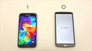 Samsung Galaxy s5 vs LG G3_Speed Test