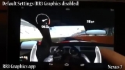 دانلود برنامه تغییر گرافیک بازی Real Racing 3 برای اندروید