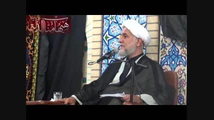 حجت الاسلام حاجتی - روز تاسوعا 1394