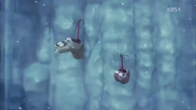 کارتون انیمیشنی لاروا - فصل دوم قسمت 25