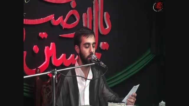 پیش منبر 1 ـ شب هفتم محرم الحرام 1437 (روضه)