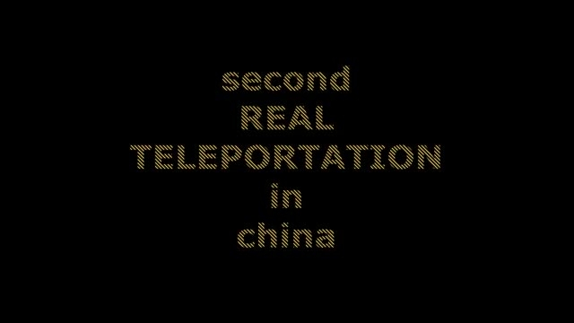 Best Top 4 Teleportation in the world