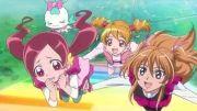 pretty cure all star new stage the movie 2:kokorono tomodachi the trailer