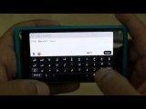 Nokia N9: Arabic Keyboard and New Nokia Tune