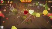 بازی Fruit Ninja | بریدن میوه ها !