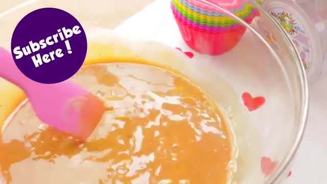 کیک فنجونی کره بادام زمینی