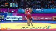 کشتی: پیروزی عبدولی مقابل نماینده قزاقستان