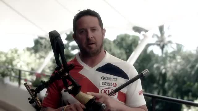 A to Z of Archery: The grip