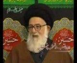 بیان مرحوم آیت الله حاج سید حسن فقیه امامی دربارۀ وهن مذهب و تمسخر دشمنان
