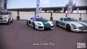 کلیپ جدید از ماشین پلیس های دبی hd