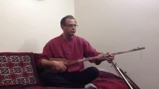 استاد مسعود خضری-دوتار