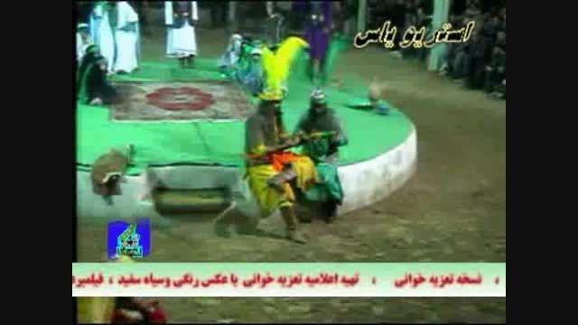 شاهکار جواهری - تقی زاده -قهرمان یوسفی در تعزیه حر حصار