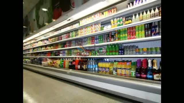 قفسه بندی فروشگاهی، یخچال و فریزر فروشگاهی، دکوراسیون