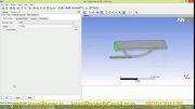 مدل کردن با ANSYS-CFX