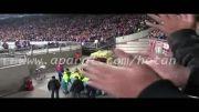 اتفاق دلخراش در بازی بارسلونا آژاکس!
