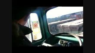 رانندگیم با ماک خودم
