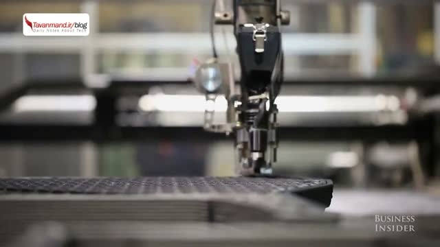 ساخت ماشین در 48 ساعت با استفاده ازپرینتر های سه بعدی