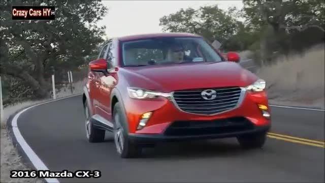 2016 Mazda CX-3 VS 2016 Honda HR-V