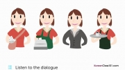آموزش زبان کره ای (تمرین شنیداری مشاغل)