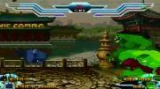 batman and batman beyond vs hulk and hulk2099