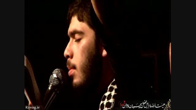کربلایی علی نوروزی -هیات الرضا( مهر تو ای جان جهان )