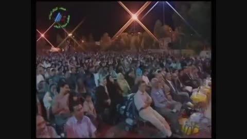 اجرای خنده دار و نوستالژی حسن ریوندی ( حتما ببینید .)