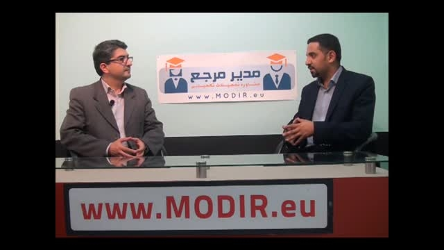 مصاحبه با دکتر ناصحی فر مدرس ریاضی و آمار کارشناسی ارشد