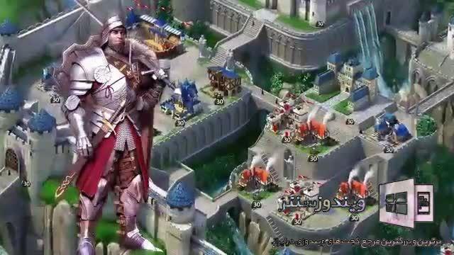 بازی جدید کمپانی گیم لافت March of Empires
