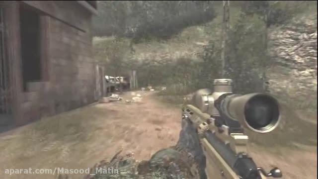 رمز و رازهای بازی COD : Modern Warfare 3