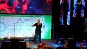 خنده دار ترین و بامزه ترین اجرای حسن ریوندی -تالار کشور