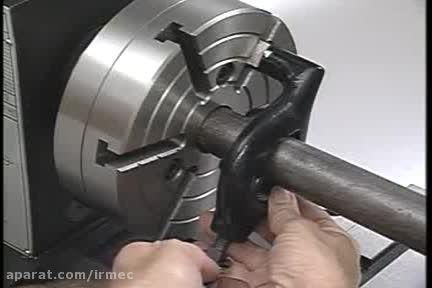 مبانی ماشین ابزار-بخش دوم (مهاربندی قطعه)