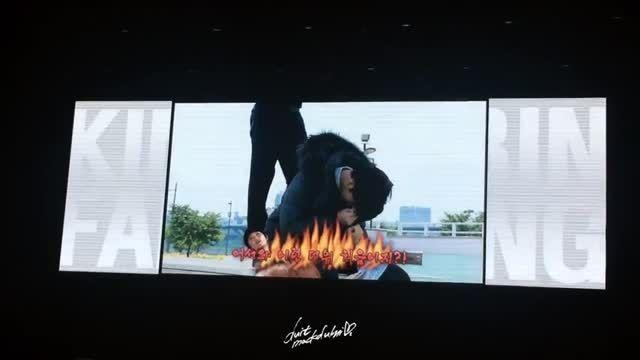 김우빈 팬미팅 The Moment of KIMWOOBIN in Seoul 150719 / VCR