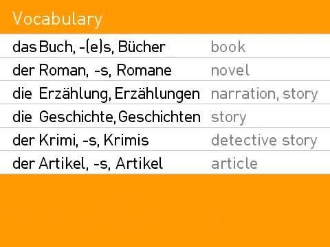 آموزش زبان آلمانی - درس 3