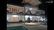 فروش باغ ویلا در شهریار با بنای فوق العاده