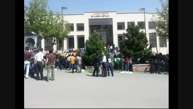 جشن علوم پایه پزشکی ورودی 91 دانشگاه تهران - قسمت 1