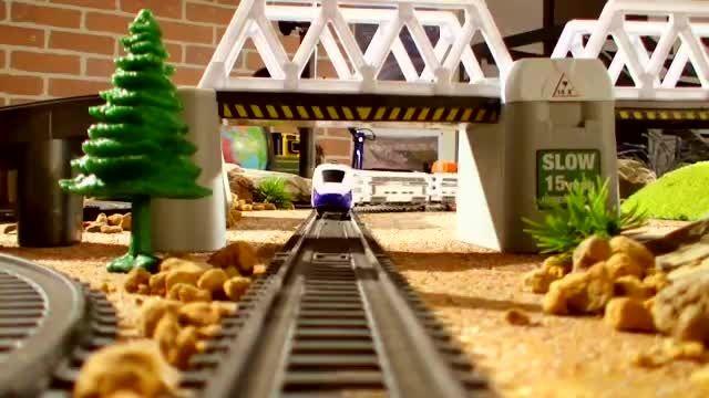 خرید اینترنتی ست قطار POWER TRAINS