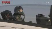 گزارش زیبااز خلبان زن جنگنده در کره جنوبی