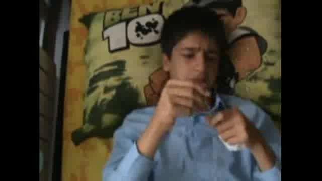 فیلمی کوتاه با موضوع بلوغ جنسی پسرهای ایرانی
