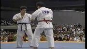 مبارزه زیبا و جالب اکیرا ماسودا   کیوکوشین