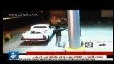 انفجار کپسول گاز CNG وانت پیکان:(