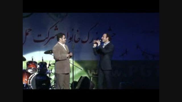تقلید صدا و صدا سازی باحال حسن ریوندی - خنده دار