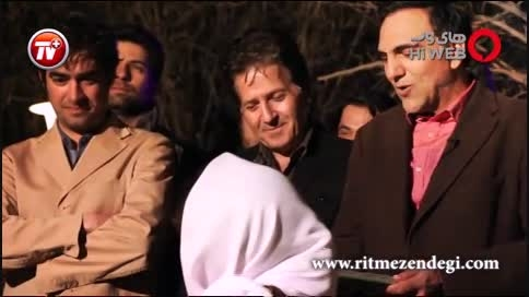 شهاب حسینی و ترانه علیدوستی پای سفره هفت سین تی وی پلاس
