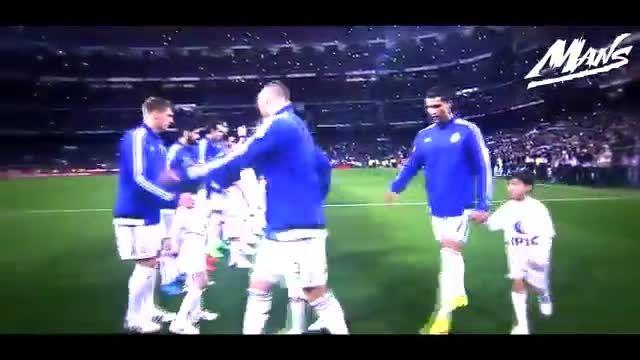 کریستیانو رونالدو آماده برای فصل 2015/16