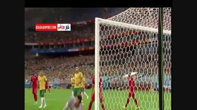 زیباترین سیو'های جام ملتهای آسیا۲۰۱۵ - دور دوم گروهی
